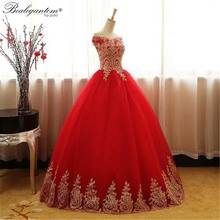 Ball-Gown Quinceanera-Dresses 16-Dress Tulle Prom-Party 15-Anos Sweet Debutante