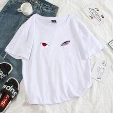 Naruto Eyes Print Short Sleeve T-Shirt (11 Colors)