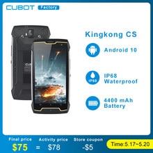 CUBOT Kingkong CS Robuste Smartphone ip68 Wasserdicht Stoßfest 5.0 ″ Mini Telefon Mit EINE Leistungsstarke Batterie 4400mAh Sport Handys