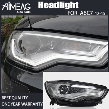 Made for 2013-2015 Audi A6 C7 XENON assembly headlight  brand  news 1