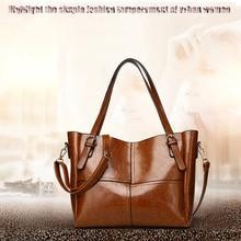 Large-capacity  women's shoulder bag casual PU leather retro bag Messenger bag fashion 19 new ladies bag TJ926 стоимость