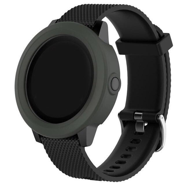 New Applicable For Garmin VIVO Active3 Protective Sleeve / Shell For VIVO Active 3 Strap Silicone Wristband Accessory Bundles