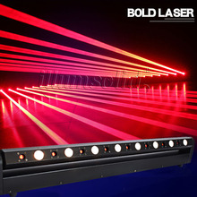 Laser-Lamp Rough-Beam Moving-Head Scanning Eight-Eyes Wedding-Show Red 8-Hole Ktv-Bar