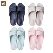 Haberler yüksek kalite terlik yaz kadın terlik yumuşak Flip flop bayanlar erkek sandalet rahat ayakkabı kayma akıllı ev