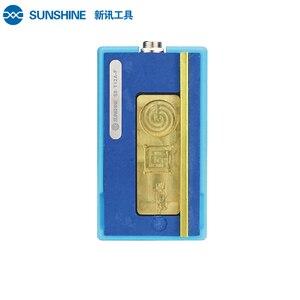 Image 5 - SS T12A X3 Cho IPhone X XS XSMAX N11 11 Promax Mainboard Lớp Mặt ID Sửa Chữa Làm Nóng Tháo Lắp Nền Tảng