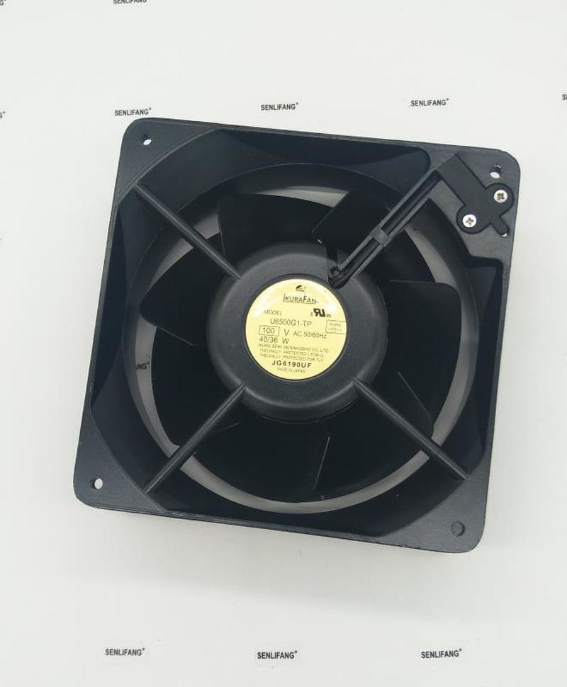 For IKURA U6500G1-TP 100VAC 40/36W 160*55MM High Temperature Resistance Fan Processor Cooler Master Heatsink Fan