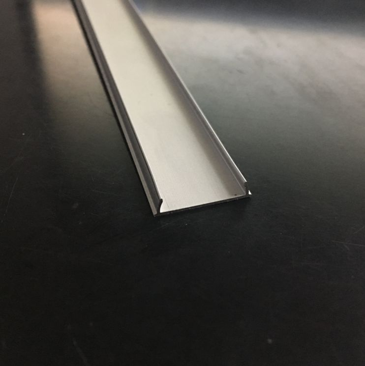 Купить с кэшбэком Free Shipping 6063 extrusion led channel Corner Aluminium LED Profile