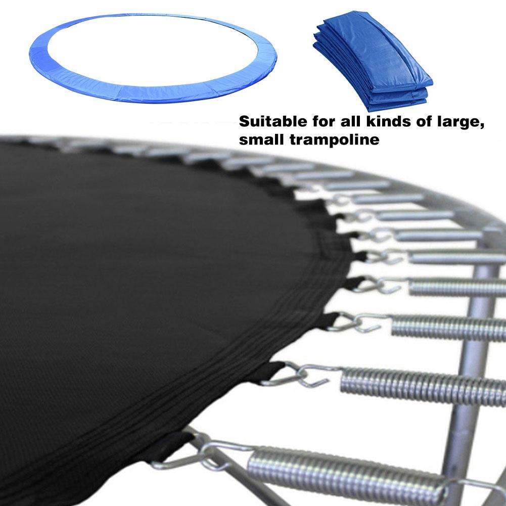 Coussin de sécurité de remplacement de Trampoline rond chaud couverture de bord de Trampoline résistant à la déchirure - 5