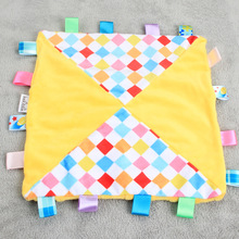Baby can enter bubble cloth plush soothing towel soft-game-toys accompany action-figure gift