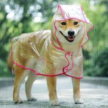 Dog Raincoat Pets Rain Coat Dog Waterproof Dog Coat Dog Large Big Dog Clothes Dog Umbrella For Dog Dog Rain Coat Dog Clothes dog snatchers