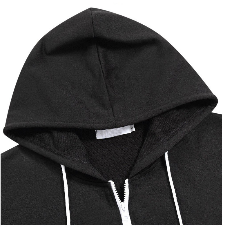 Summer Casual Mens Short Sleeves Hoodies Male Hooded Sweatshirts Cool Solid Color Men Sportswear Streetwear Tops Plus Size (5)
