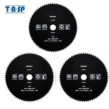 TASP 3PCS HSS 원형 톱 블레이드 80T 85x1.8x10mm 금속 작업 전동 공구 액세서리에 대 한 고속 철강