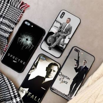 Yinuoda 007 Spectre James Bond Skyfall Phone Case cover For iPhone X 8 7 6 6S Plus XS MAX 5 5S SE XR 11 12 Pro Promax coque image