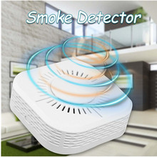 RF433 Smoke Detector,Wireless Smoke Fire Alarm Sensor,Security Protection Alarm for Home Automation,Work with Sonoff RF Bridge