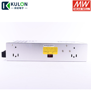 Image 4 - Original MEAN WELL SE 450 24 450W 18.8A 24V Meanwell Power Supply AC 110V/220V to DC 24V SMPS 2 years warranty