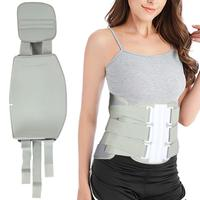 Medical Belts Breathable Sweatabsorbent Waist Training Back Support Relief Pain Care Lumbar Spine posture Correction Shaped Body