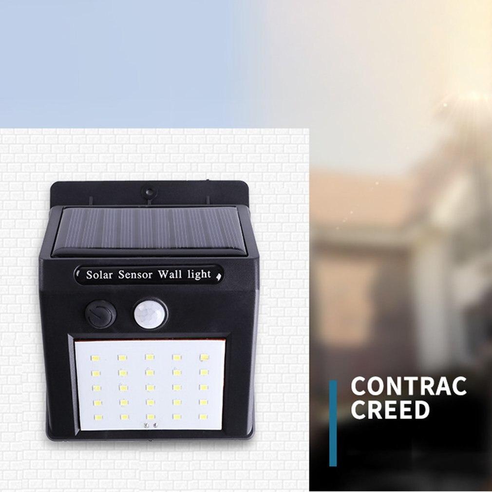 Waterproof 30 LED Solar Power PIR Motion Sensor Garden Wall Light Outdoor Home Light Hot