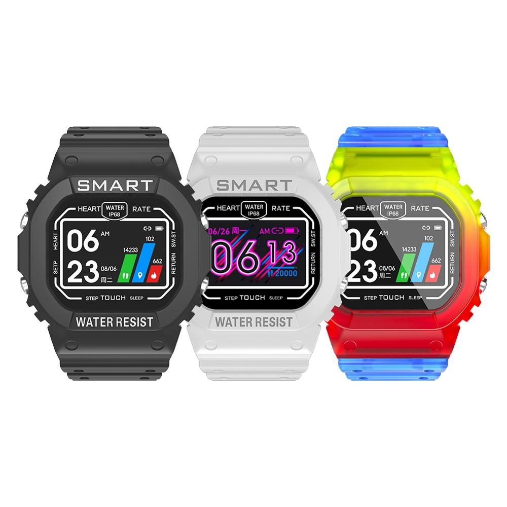 Sports Watch Fitness-Bracelet Blood-Pressure-Monitor Ip68 Waterproof Heart-Rate Call title=
