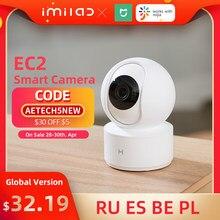 Глобальная версия IMILAB 016 IP-камера видеоняня Smart Mi Home App 360 1080P HD Wi-Fi камера безопасности камера видеонаблюдения