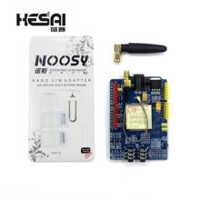 Smart Electronics SIM900 GPRS/GSM Shield Development Board Quad-Band Module for