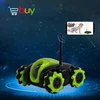 App FPV Wifi Gesteuert RC Tank Wolke Rover Fernbedienung Roboter mit 720P HD Kamera Echt-zeit VR RC Auto Spielzeug Drahtlose Aufladen