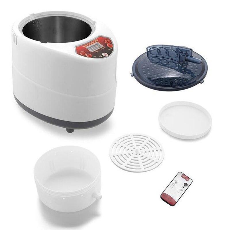 Портативный Паровая сауна баня машина мешок парогенератор Похудение