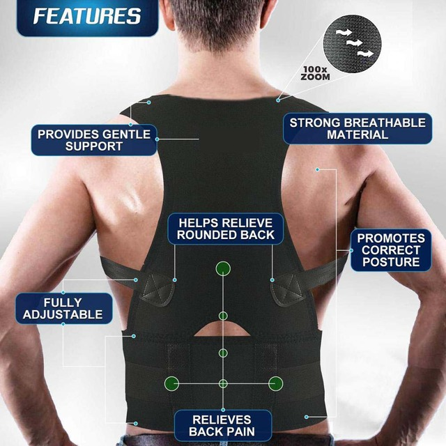 Posture Corrector for Men and Women 1