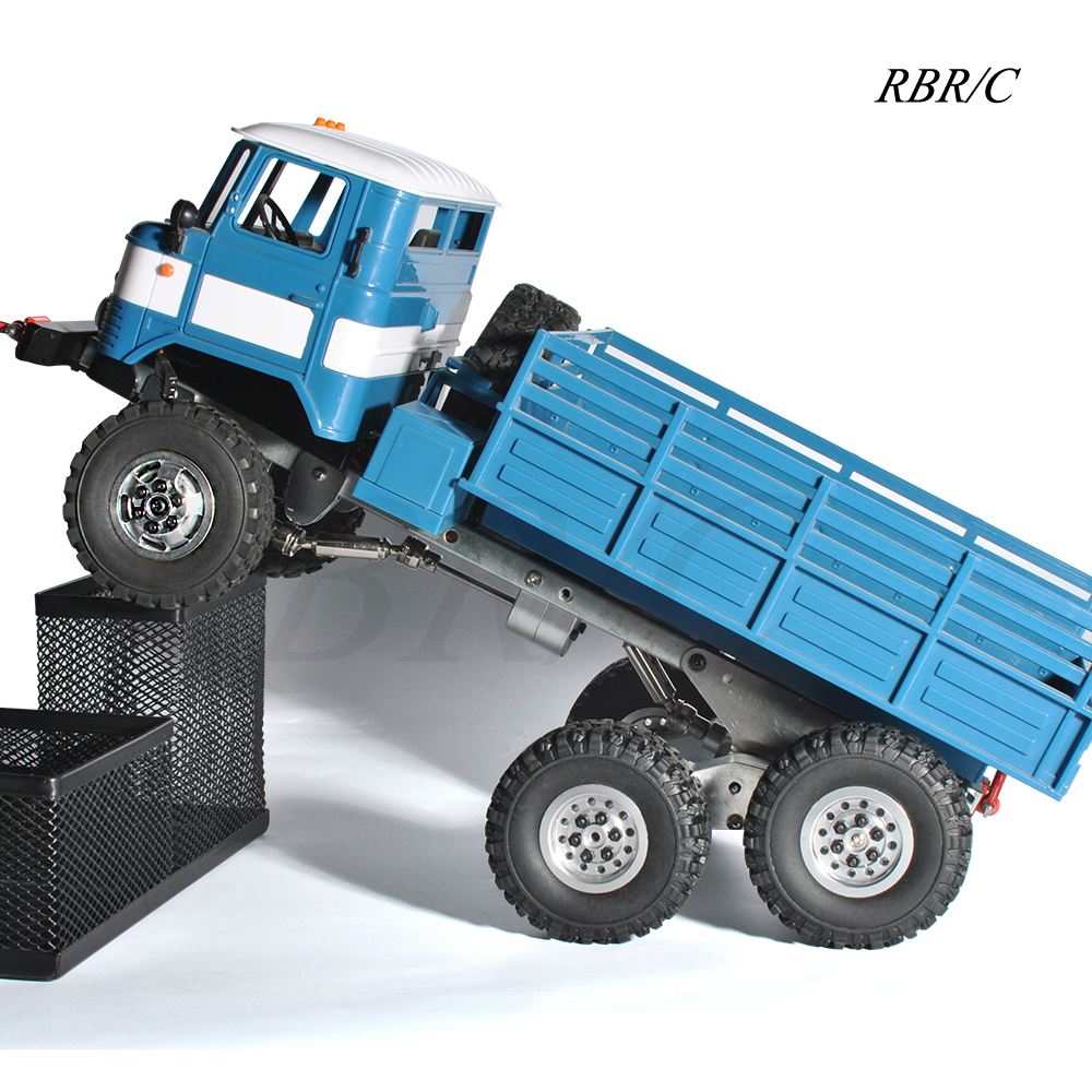 RBR / C WPL Off-road Climbing Tracked RC Remote Control Car DIY Upgrade Retrofit New All-metal Seesaw Model Toy Accessories