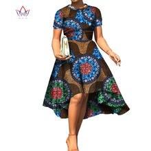 Африканские платья Дашики для женщин рождественские женские