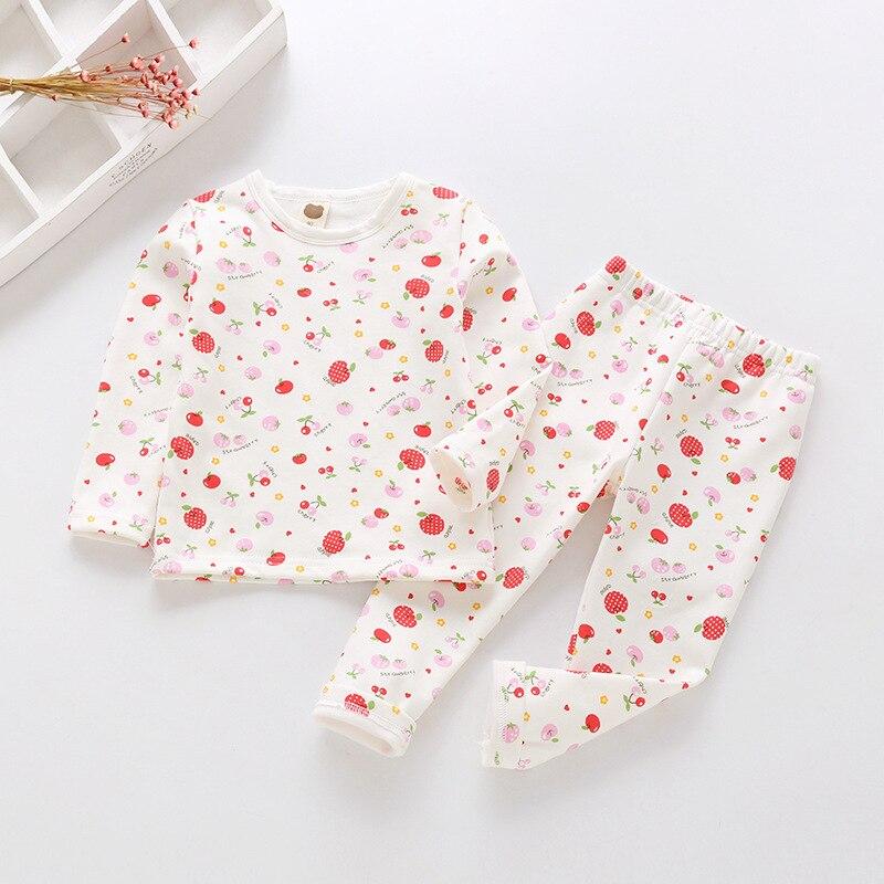 2018 Spring And Autumn Childrenswear GIRL'S Underwear Pack Pure Cotton Children Tracksuit Children Combo 1-Piece S