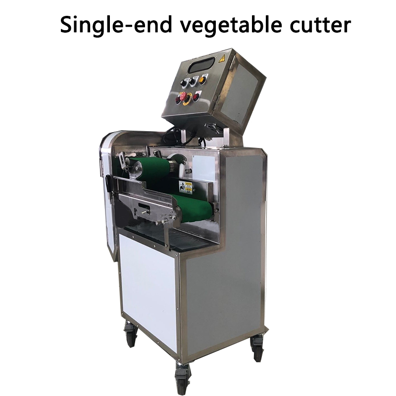 Commercial Cutting Machine DRB-305MQ High-speed Frequency Conversion Cucumber Cutter For Radish/celery/pepper Slicer