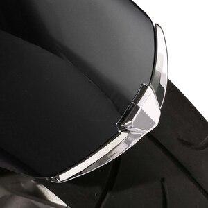 Image 1 - Krom ön çamurluk Trim kılıf Honda Goldwing GL1800 altın kanat GL1833 2018 2019 +
