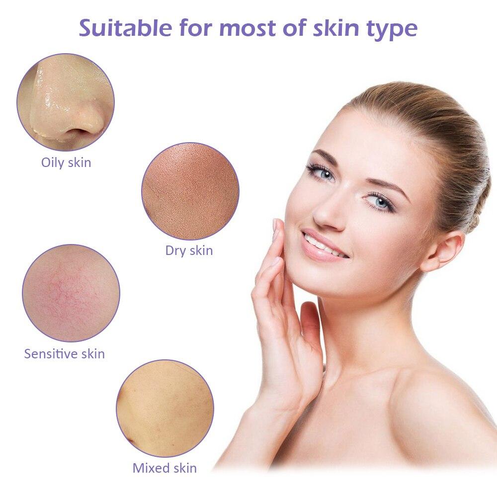 Beleza da pele Limpeza Facial Máquina de Bolha