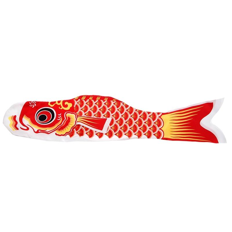70 см японский Карп Windsock стример рыбы пиратский флаг, воздушный змей Koi Nobori Koinobori# HC6U# Прямая поставка
