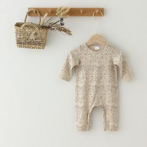 Комбинезон унисекс в горошек для новорожденных; Боди из 100% хлопка; Сезон весна лето; Пижама для малышей; Комбинезон; Повседневная одежда| |   | АлиЭкспресс