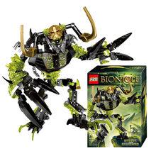 New BIONICLE 191pcs Umarak Destroyer Figures 614 Building Block Toys Compatible All Brands 71316 BIONICLE Christmas Gift