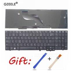 Angielski klawiatury laptopa klawiatura do HP Probook 6540B 6545B 6550B 6555B 6540 6545 US