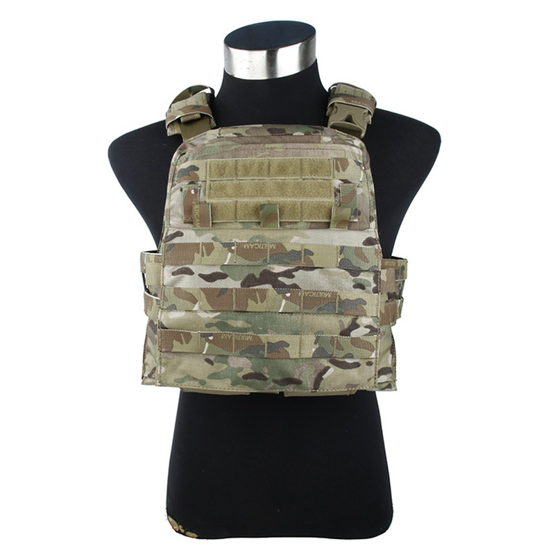 TMC New Tactical Vest Mbav Limited Edition AVS Plate Carrier Multicam 500D Cordura Free Shipping