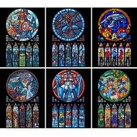 Pintura de diamante 5D DIY de personajes de dibujos animados de la princesa de Marvel, conjunto de bordado redondo y cuadrado completo, punto de cruz, regalo de decoración del hogar