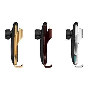 Image 3 - 15W Einfache Schnelle 132x65x24mm Smart Sensor Auto Drahtlose Ladegerät Telefon Halter Für Samsung Galaxy s8 S8 Plus S9 S9 Plus Note8 Note9
