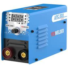 YESWELDER Euro Quality Mini ARC Welding Machine Single Phase 220V Inverter MMA Portable Welder