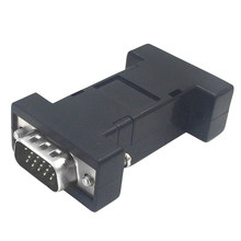 VGA EM-EDID-HD15 Pass-Through EDID Emulator untuk Video Splitter Switch Extender AS99(China)