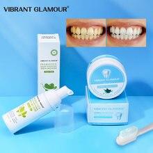 Зубная паста для отбеливания зубов с налобным напылением