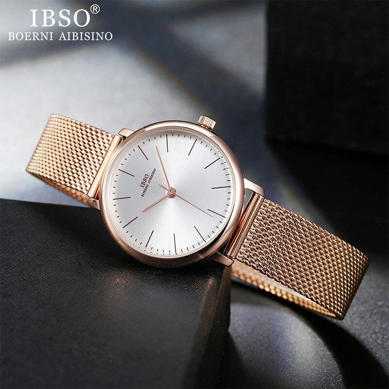 IBSO Brand Women's Quartz…