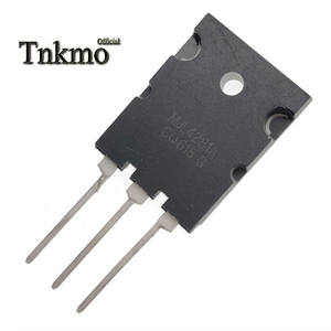 Image 4 - 5Pairs MJL4302A TO 3PL MJL4302 + MJL4281A MJL4281 TO3PL 15A 350V 230W NPN PNP Silicon Power Transistor free delivery
