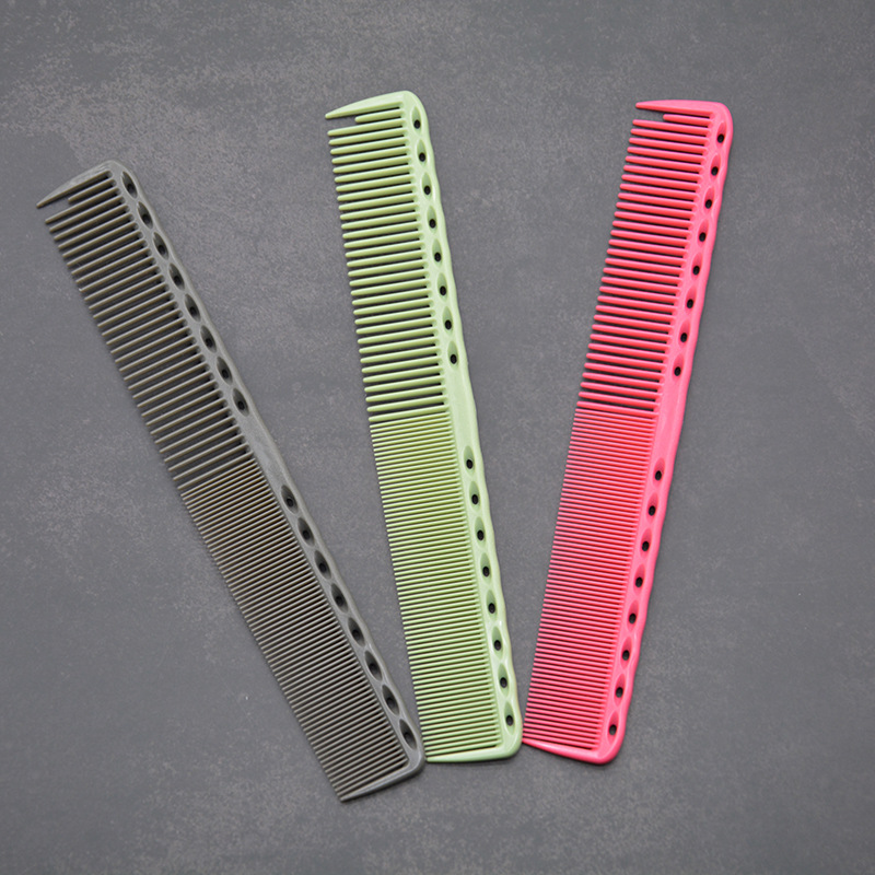 1Pc Magic Comb Clip Beads Hairpin Stretchy Hair Combs  Accessories Hair Brush Professional Double-sided Comb