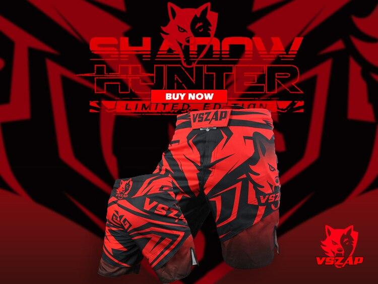 Clothing - VSZAP Muay Thai short