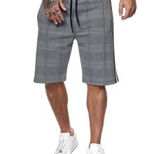 Summer New Style Casual Shorts Men's Cotton Fashion Style Co