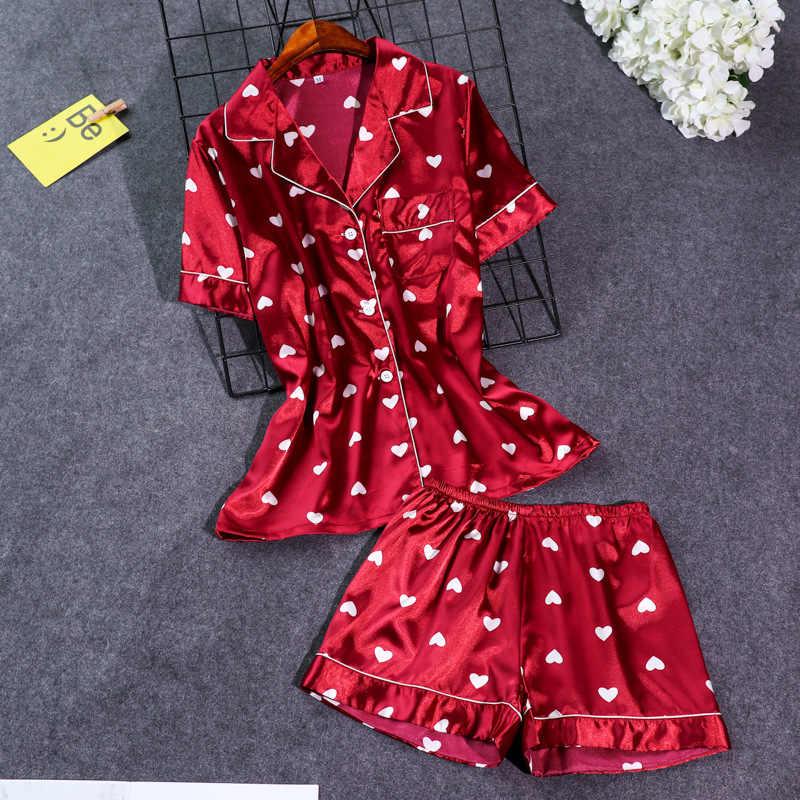 セクシーなホワイトレディース M-XL シャツパンツパジャマセットパジャマ女性パジャマスーツローブ入浴ガウン Sleepshirts バスローブ