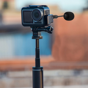 Image 3 - ل DJI Osmo جيب oomo عمل 3.5 مللي متر صغيرة ميكروفون محول الصوت ل oomo جيب عمل تمديد كاميرا الملحقات
